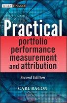 Boek cover Practical Portfolio Performance Measurement and Attribution van Carl R. Bacon