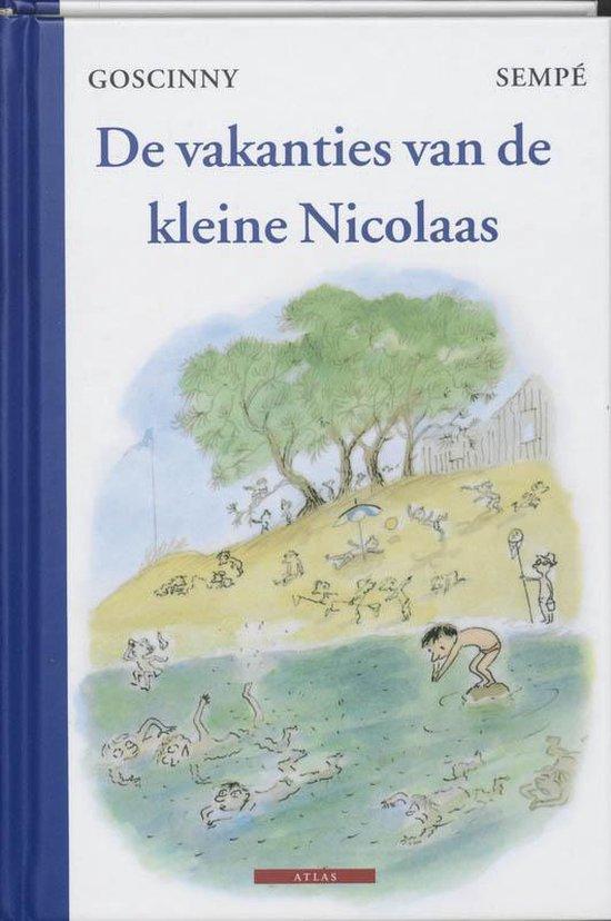 De vakantie van de kleine Nicolaas - Rene Stoeltie pdf epub