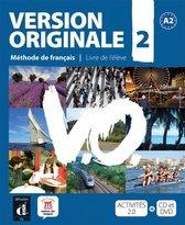 Version Originale 2 livre de l'élève + CD + DVD