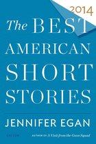 Omslag The Best American Short Stories 2014