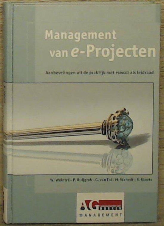 Management van E-Projecten - Et Al Weintre |