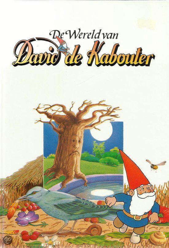 De wereld van David de Kabouter, nr.1 met audiocassette Kabouterclub - none |