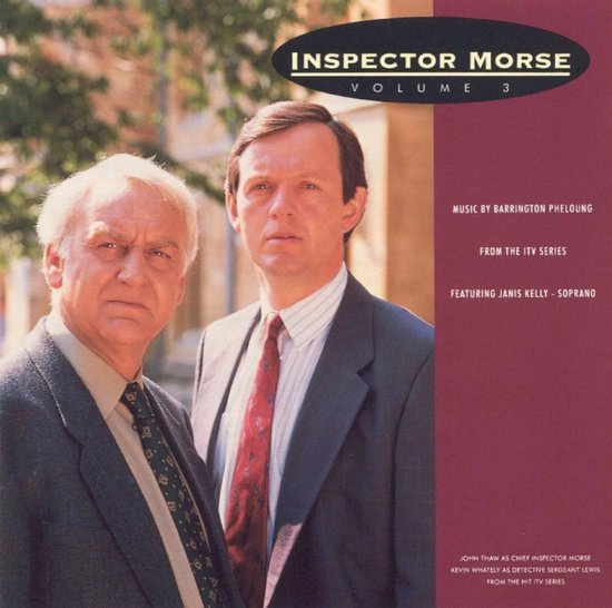 Inspector Morse, Vol. 3 [Music from the Television Series]