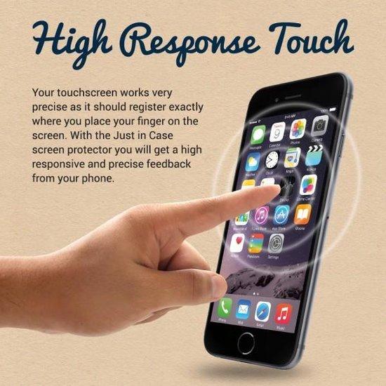 Just in Case Screen Protector voor de Apple Watch 38mm - Crystal Clear - 3 stuks
