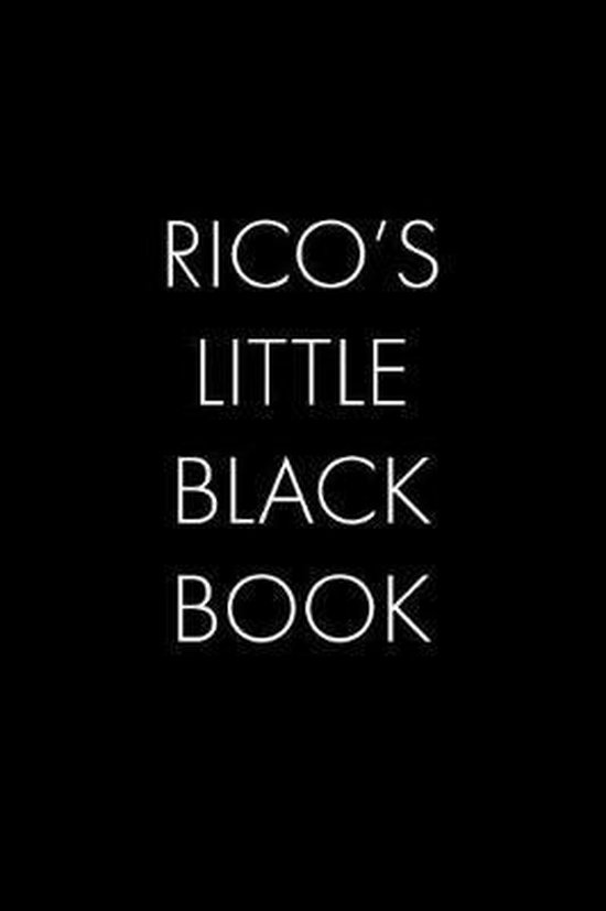 Rico's Little Black Book
