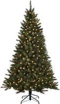 Black Box Toronto Fir Kunstkerstboom - 185 x 114 cm - Groen - 190 warm witte LEDs