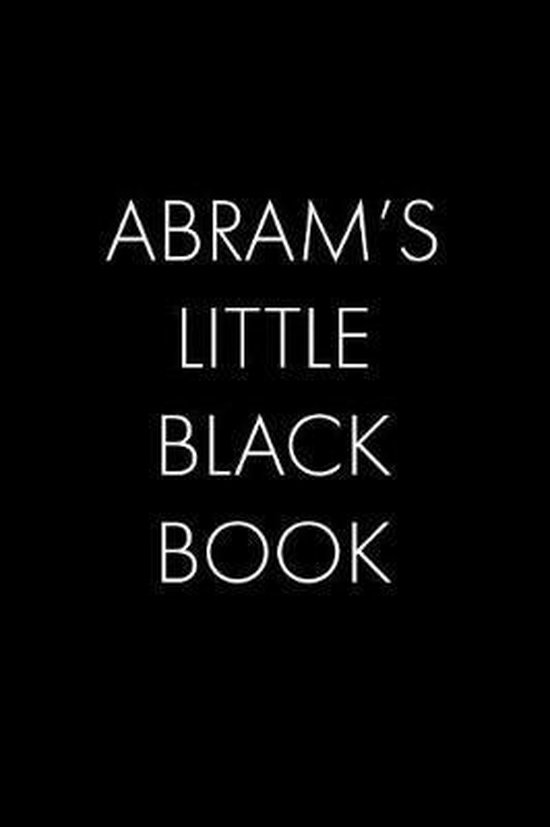 Abram's Little Black Book