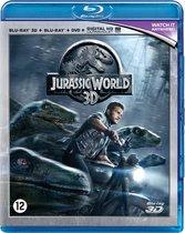 Jurassic World (2D + 3D-blu-ray)