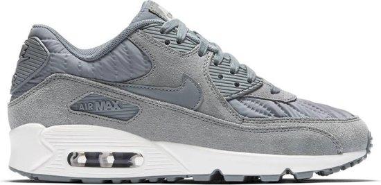 bol.com | Nike Air Max 90 Premium 443817-012 Grijs - Maat 40,5