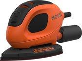 BLACK+DECKER Mouse BEW230-QS detailschuurmachine -
