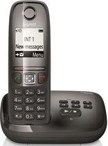 Gigaset A475A - Trio DECT telefoon - met antwoordapparaat - Zwart