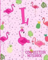 Composition Notebook L