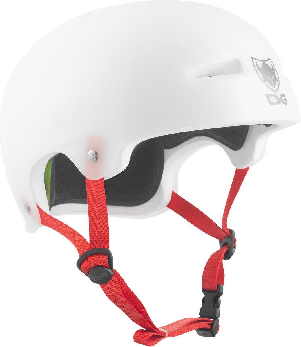 TSG Evolution Skate/BMX Helm Senior - Large - Wit