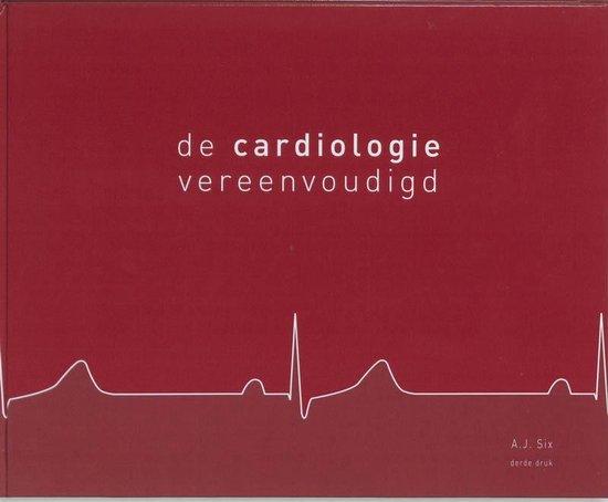 Cover van het boek 'Cardiologie vereenvoudigd / druk 3'