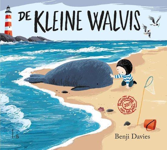 De kleine walvis - Benji Davies pdf epub