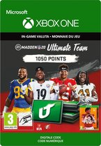 Madden NFL 20: MUT 1050 Madden Points Pack - Xbox One Download