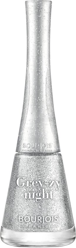 Bourjois 1 Seconde nagellak - 19 Grey-zy Night