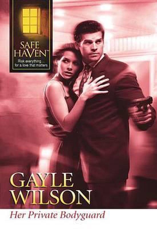 Boek cover HER PRIVATE BODYGUARD van Gayle Wilson (Onbekend)