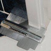 Silverline Profielmeter - T0t 45mm diep en 150mm lang
