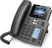 Fanvil X4G - VoIP telefoon - Antwoordapparaat - Zwart