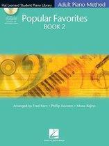 Popular Favorites Book 2: Hal Leonard Student Piano Library