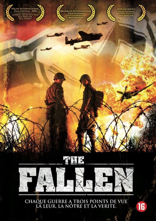 Cover van de film 'The Fallen'