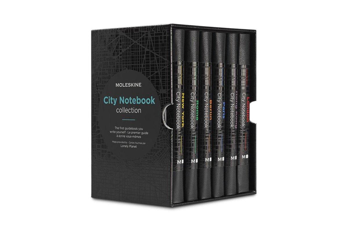 Moleskine City Notebook Collector Box