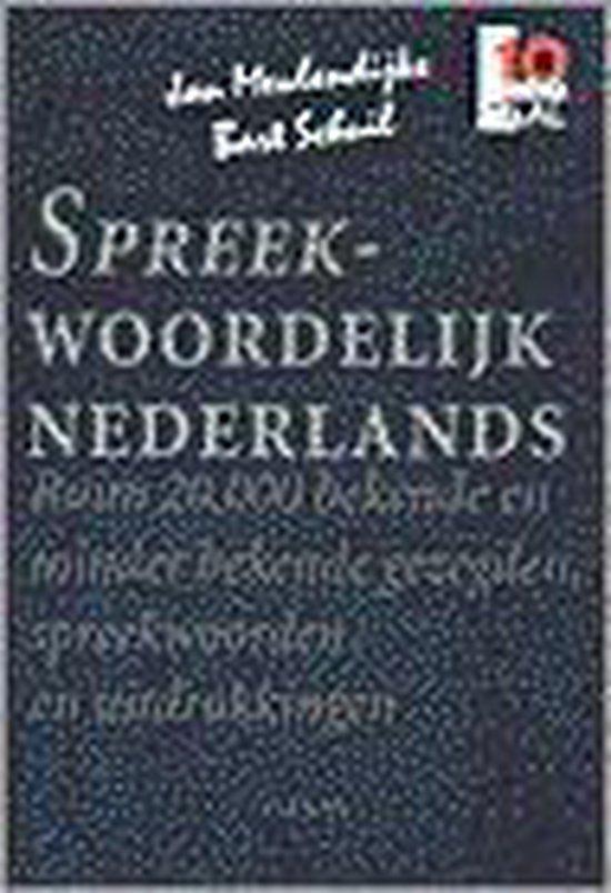 SPREEKWOORDELIJK NEDERLANDS.TIEN VO - Jan Meulendijks |