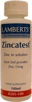 Lamberts Zincatest - 100 ml