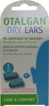 Otalgan - Dry Ears - Oordoppen - 5 paar