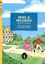Kakkerlakjes literatuur 5 -   Pride & prejudice (set van 6)