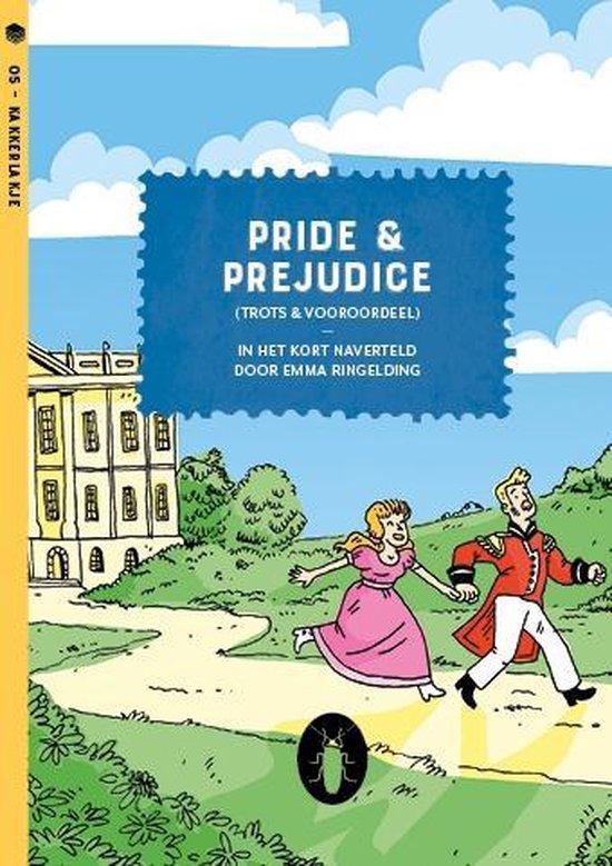 Kakkerlakjes literatuur 5 - Pride & prejudice (set van 6) - Jane Austen  