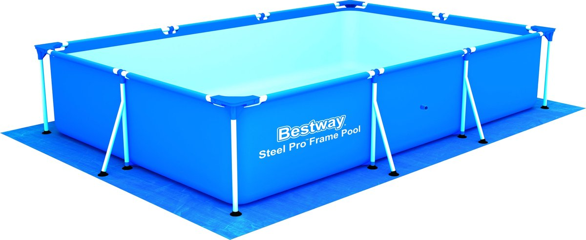 Bestway zwembad grondzeil 338 x 238 cm