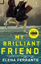 Boek cover My Brilliant Friend (HBO Tie-In Edition) van Elena Ferrante (Paperback)