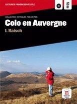 Colo en Auvergne + CD - A2-B1