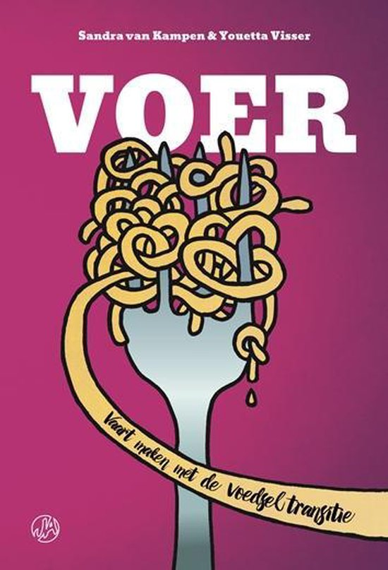 Voer - Sandra van Kampen | Readingchampions.org.uk