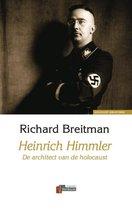 Boek cover Verbum Holocaust Bibliotheek  -   Heinrich Himmler van R. Breitman (Hardcover)
