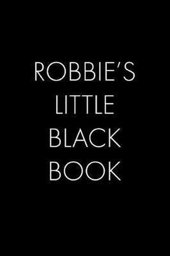 Robbie's Little Black Book