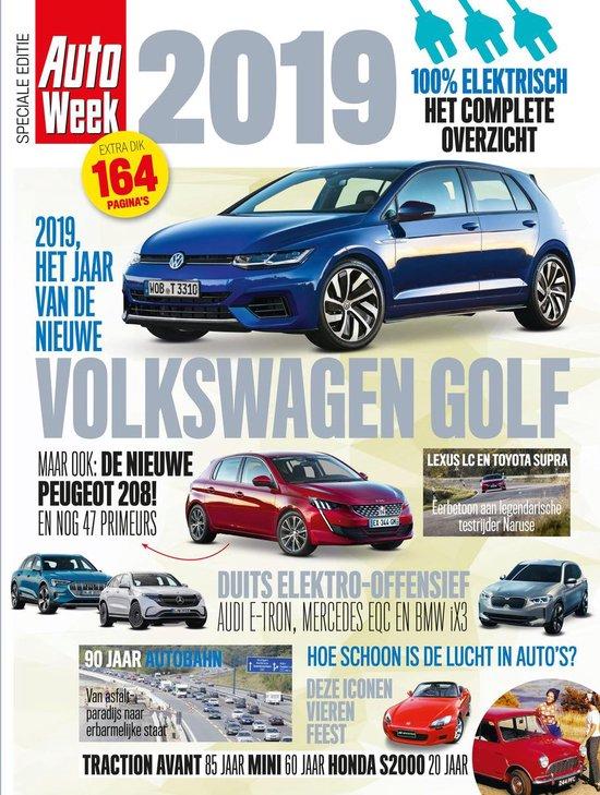 Autoweek Jaarspecial - Vooruitblik op autorijden in 2019 - Sanoma Media pdf epub
