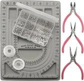 Startpakket Sieraden Maken (Basic) Antiek Zilver