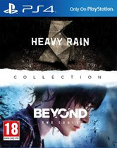 Heavy Rain / Beyond Two Souls Double Pack - PS4