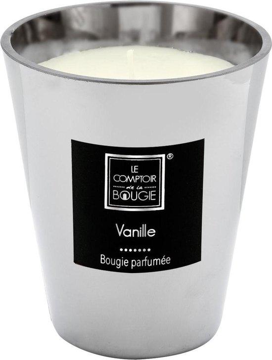 Bougie parfumée- Geurkaars in glazen pot -Vanille - 850g