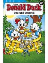 Donald Duck Pocket 251 - Operatie vakantie