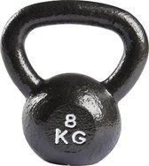 Kettlebell - VirtuFit Gietijzeren Kettlebell Pro - 8 kg