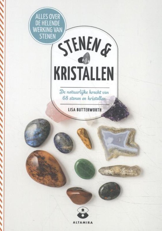 Stenen & kristallen - Lisa Butterworth |