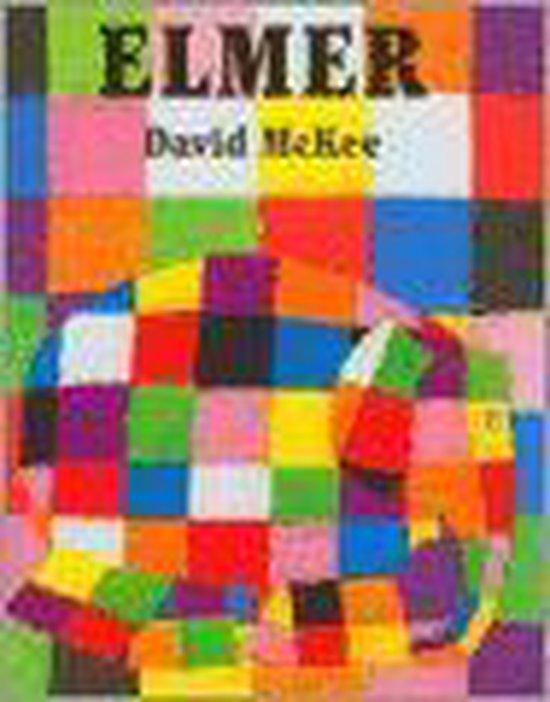 Elmer - David Mckee | Readingchampions.org.uk
