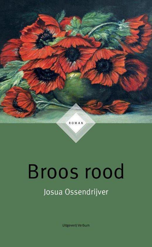 Verbum Holocaust Bibliotheek - Broos rood - Josua Ossendrijver |