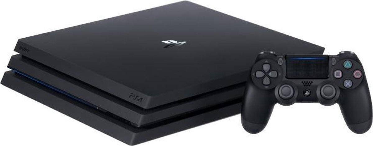 Sony PlayStation 4 Pro Console - 1TB - PS4 - Sony