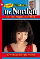Chefarzt Dr. Norden 1145 – Arztroman