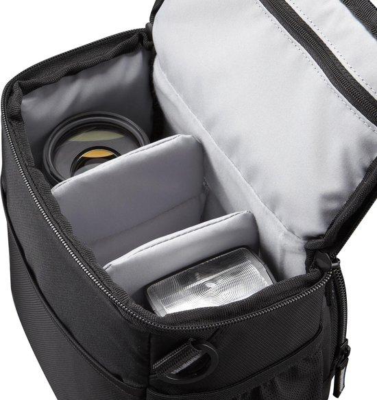 Case Logic TBC-409 - Camera Schoudertas voor Spiegelreflexcamera- Zwart